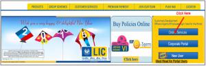 lic policy status